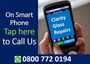 Call Clarity Glass Repairs 08007720194